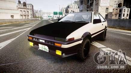 Toyota AE86 Tofu para GTA 4
