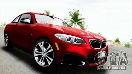 BMW M235i F22 2015 para GTA San Andreas