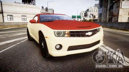 Chevrolet Camaro SS para GTA 4