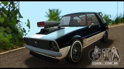 Declasse Rhapsody (GTA V) (SA Mobile) para GTA San Andreas