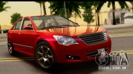GTA 5 Karin Asterope para GTA San Andreas
