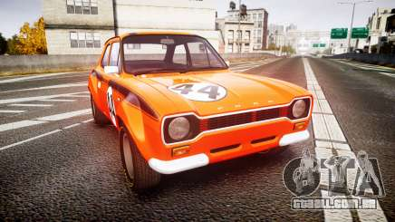Ford Escort RS1600 PJ44 para GTA 4