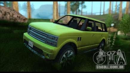 Gallivanter Baller I (GTA V) para GTA San Andreas