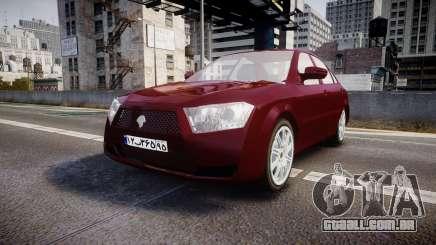 Iran Khodro Dena para GTA 4