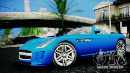 Benefactor Surano IVF para GTA San Andreas