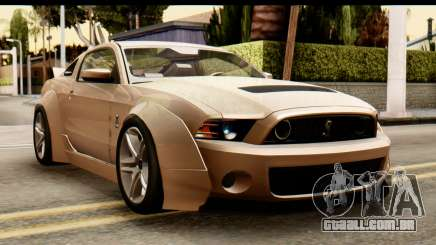 Ford Shelby GT500 RocketBunny para GTA San Andreas