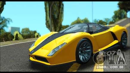 Grotti Cheetah v3 (GTA V) (IVF) para GTA San Andreas
