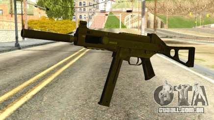 UMP45 from Global Ops: Commando Libya para GTA San Andreas
