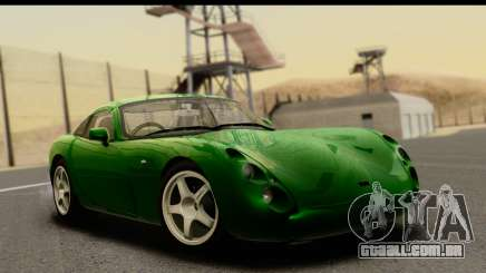 TVR Tuscan S 2001 para GTA San Andreas