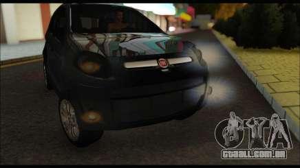 Fiat Palio 2013 para GTA San Andreas