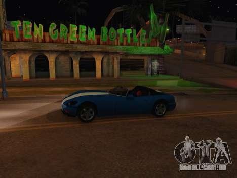 Natural Life ENB for Medium PC para GTA San Andreas sexta tela