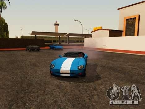 Natural Life ENB for Medium PC para GTA San Andreas quinto tela