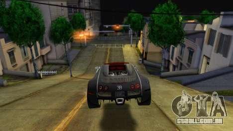ENB Version 1.5.1 para GTA San Andreas sexta tela