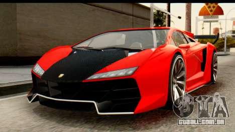 GTA 5 Pegassi Zentorno v2 IVF para GTA San Andreas