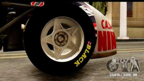 Chevrolet Series 2 Turismo Carretera Mouras para GTA San Andreas vista direita
