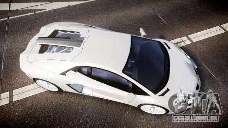 Lamborghini Aventador Hamann Limited 2014 [EPM] para GTA 4 vista direita