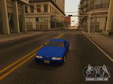 Natural Life ENB for Medium PC para GTA San Andreas segunda tela