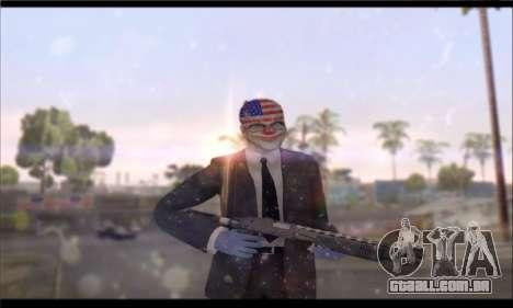 ENB GTA V para PC fraco para GTA San Andreas terceira tela