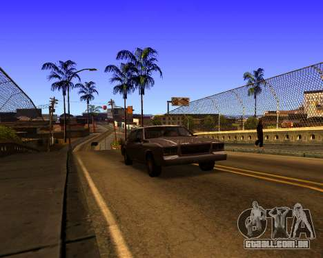 ENB v3.0.0 para PC fraco para GTA San Andreas