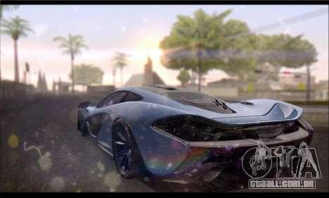 ENB GTA V para PC fraco para GTA San Andreas nono tela