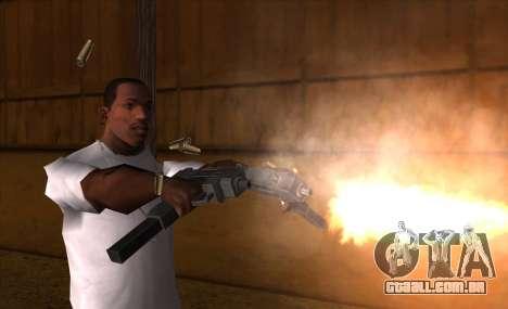 IMFX Gunflash para GTA San Andreas terceira tela