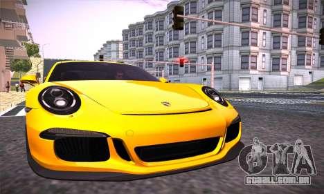 ENB Version v3.1 para GTA San Andreas