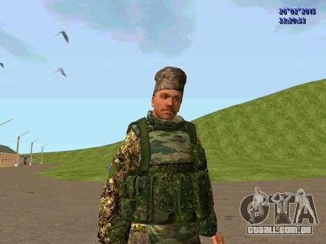 Não Cossaco para GTA San Andreas