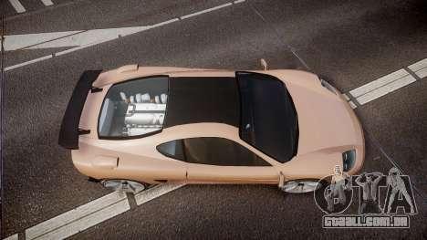 Grotti Turismo GT Carbon para GTA 4 vista direita