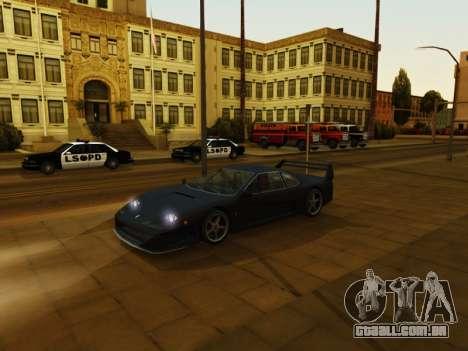 Natural Life ENB for Medium PC para GTA San Andreas sétima tela