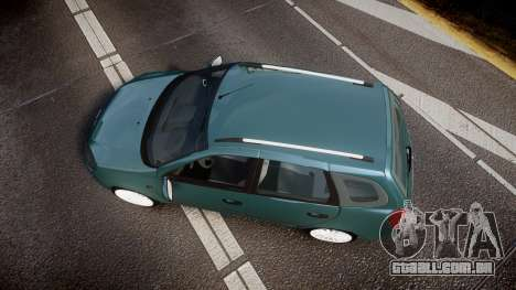VAZ-2194 Lada Kalina 2 rims2 para GTA 4 vista direita
