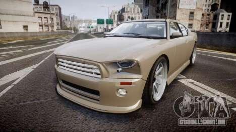 Bravado Buffalo Supercharged 2015 para GTA 4