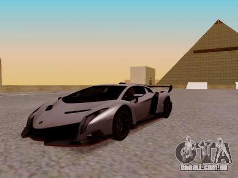 Lamborghini Veneno para GTA San Andreas