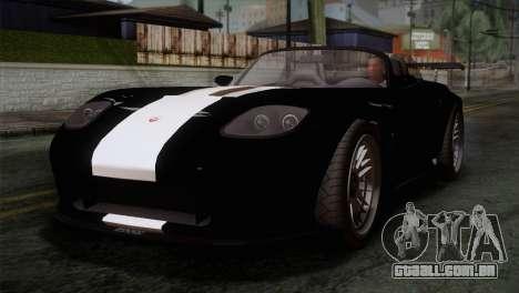 GTA 5 Bravado Banshee IVF para GTA San Andreas