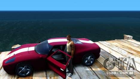 ENB Version 1.5.1 para GTA San Andreas segunda tela