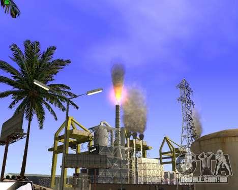 ENB JP para GTA San Andreas terceira tela