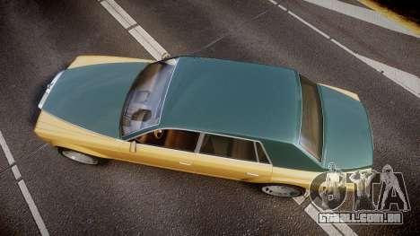 Enus Super Diamond 2 Colors para GTA 4 vista direita