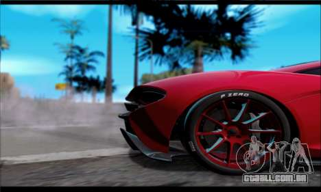 ENB GTA V para PC fraco para GTA San Andreas oitavo tela