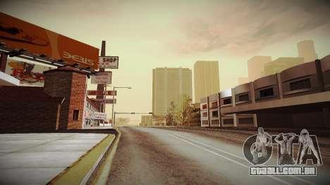 The not China ENB v2.1 Final para GTA San Andreas