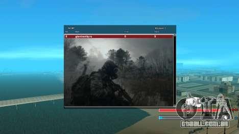 SampGUI - Stalker para GTA San Andreas