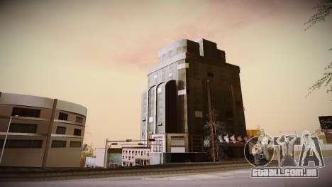 The not China ENB v2.1 Final para GTA San Andreas segunda tela