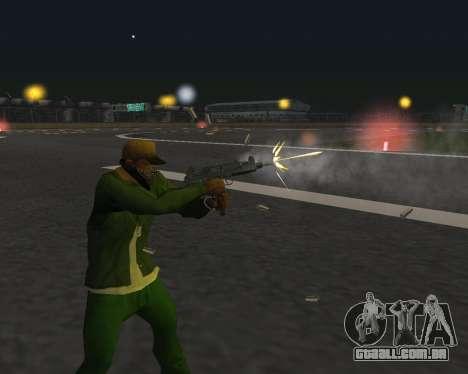 Lindas fotos de armas para GTA San Andreas décima primeira imagem de tela