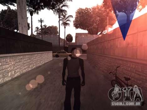 ColorMod by Sorel para GTA San Andreas segunda tela