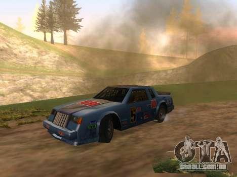 O comportamento real da máquina v3.0 para GTA San Andreas