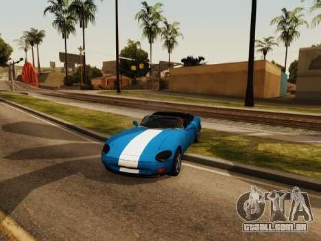 Natural Life ENB for Medium PC para GTA San Andreas