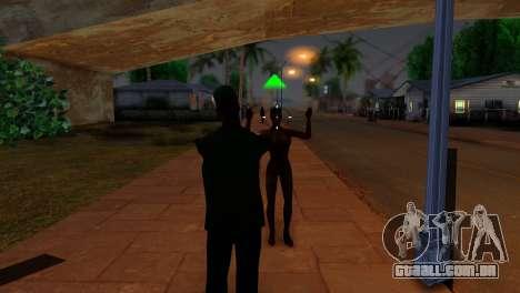 ENB Version 1.5.1 para GTA San Andreas décima primeira imagem de tela