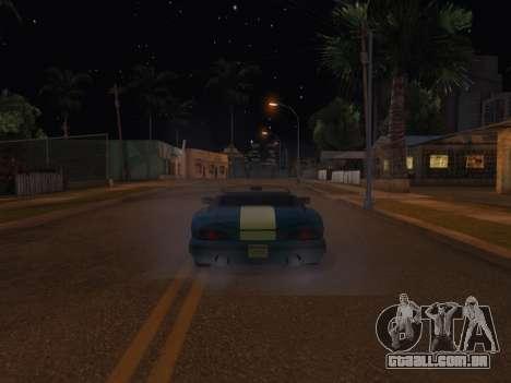 Natural Life ENB for Medium PC para GTA San Andreas por diante tela