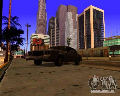 ENB v3.0.0 para PC fraco para GTA San Andreas segunda tela