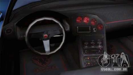 GTA 5 Bravado Banshee para GTA San Andreas vista direita