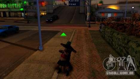ENB Version 1.5.1 para GTA San Andreas twelth tela