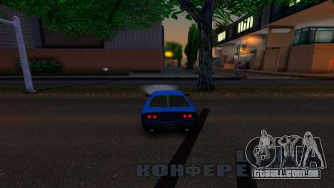 ENB Version 1.5.1 para GTA San Andreas